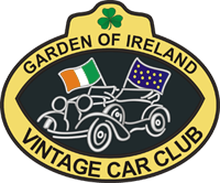 Garden of Ireland Vintage Car Club Poker Run @ The Grove Bar