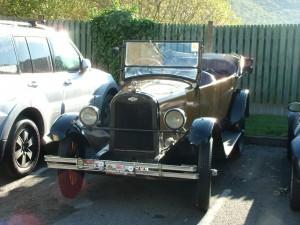 Liams Car