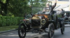 Vintage Cars Gallery
